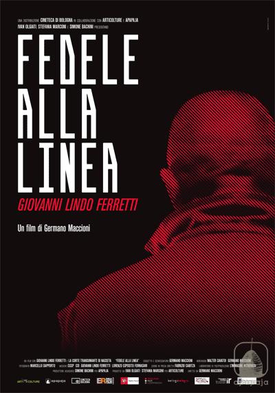 Fedele alla linea - Giovanni Lindo Ferretti film documentario prodotto da Apapaja - Produzioni Cinematografiche