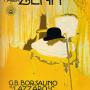 Borsalino City – © Collezione e repertorio I Grafismi Boccassi (AL)